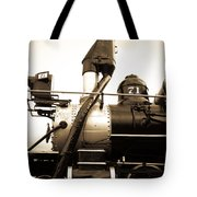 Colorado Southern Railroad 3 Tote Bag