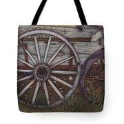 Colorado Wheels Tote Bag