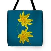 Colorado Wildflower Tote Bag