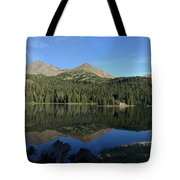 Colorado's Sawatch Range Tote Bag