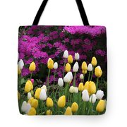 Colorful Spring Tote Bag
