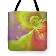 Colored Abstract Tote Bag