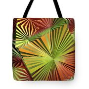 Colored Box Abstract Tote Bag