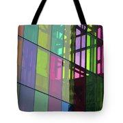 Colored Glass 11 Tote Bag