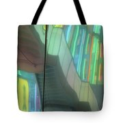 Colored Glass 15 Tote Bag