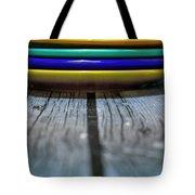 Colored Plates 1 Tote Bag