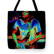 Colored Toppers Tote Bag
