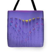 Colorfall Tote Bag