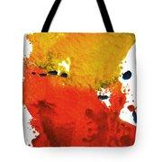 Colorfield Tote Bag