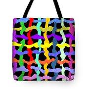 Colorfield Theory, No. 2 Tote Bag