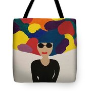 Color Fro Tote Bag