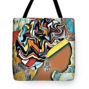 Colorfro Tote Bag