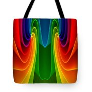 Colorful 2 Tote Bag