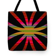 Colorful Abstract 11 Tote Bag