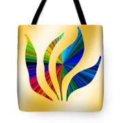 Colorful Abstract 12 Tote Bag