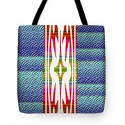 Colorful Abstract 13 Tote Bag