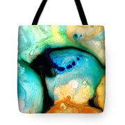 Colorful Abstract Art - The Calling - By Sharon Cummings Tote Bag