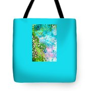 Colorful Art - Enchanting Spring - Sharon Cummings Tote Bag