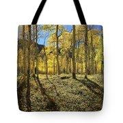 Colorful Aspens Tote Bag