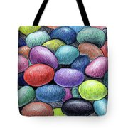 Colorful Beans Tote Bag