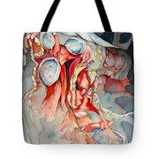 Colorful Beauties Tote Bag