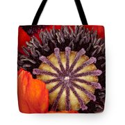 Colorful Bloom Tote Bag