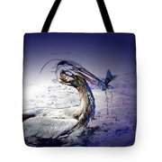 Colorful Catch Tote Bag