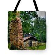 Colorful Chimney Tote Bag