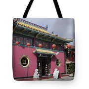 Colorful Chinatown_2 Tote Bag