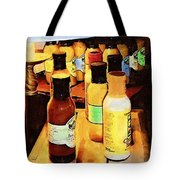 Colorful Culinary Collection Tote Bag