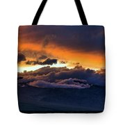 Colorful Culmination Tote Bag