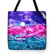 Colorful Desert Tote Bag