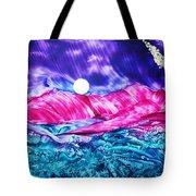Colorful Desert Tote Bag