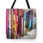 Colorful Dominican Garments Tote Bag