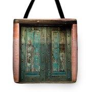 Colorful Doors Antigua Guatemala Tote Bag