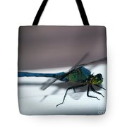 Colorful Dragon Tote Bag