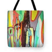 Colorful Earth Day Tote Bag