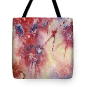 Colorful Emotion Tote Bag