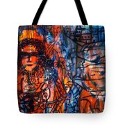 Colorful Expression-5 Tote Bag