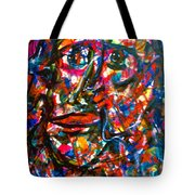 Colorful Expression-7 Tote Bag