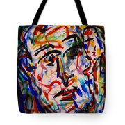 Colorful Expression-8 Tote Bag