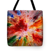 Colorful Expression-9 Tote Bag