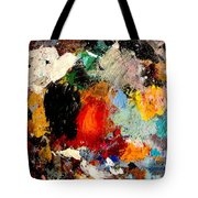 Colorful Expressions Tote Bag