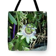 Colorfull Flower Tote Bag