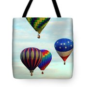Colorful Four Tote Bag