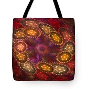 Colorful Galaxy Of Stars Tote Bag