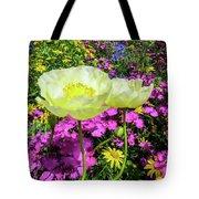 Colorful Garden II Tote Bag