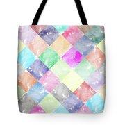 Colorful Geometric Patterns IIi Tote Bag