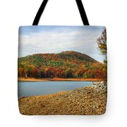 Colorful Georgia Tote Bag