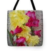 Colorful Glads Tote Bag
